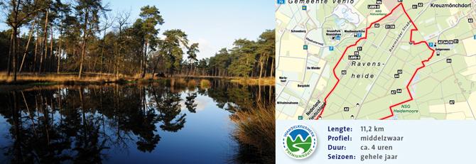 Wasserwanderwelt Premium Wandelroute Galgenvenn